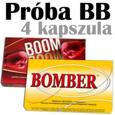 bomber és boom boom potencianövelő