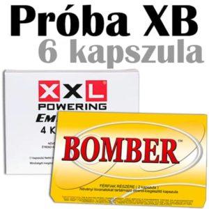 xxl powering és bomber potencianövelő