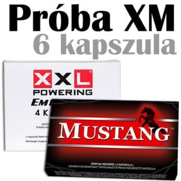 xxl powering és mustang potencianövelő