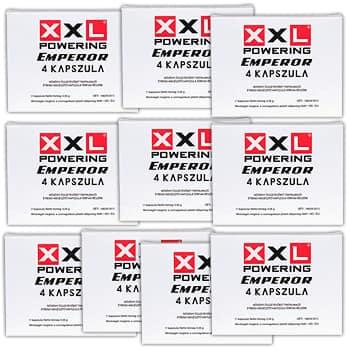 XXL Powering Emperor Portencianövelő