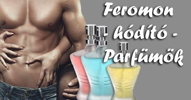 feromon parfümök
