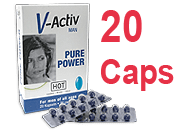 V-Activ 20db-os potencianövelő (ÚJ)