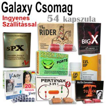 galaxy potencianövelő csomag