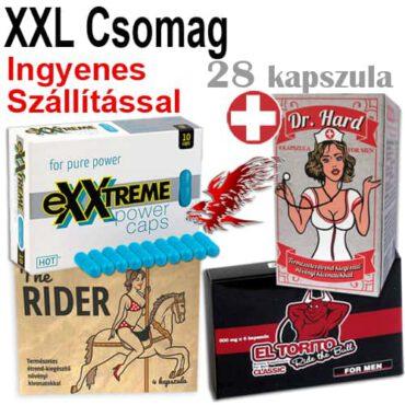 xxl próba csomag