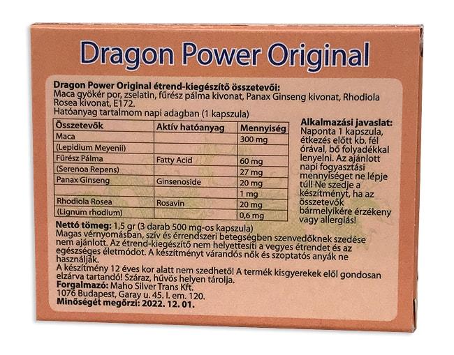 dragon power original hat
