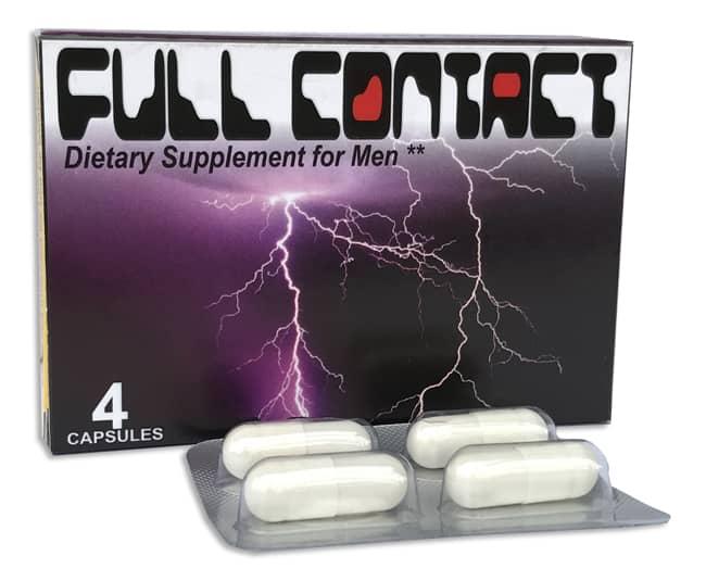 full contact for men potencianövelő